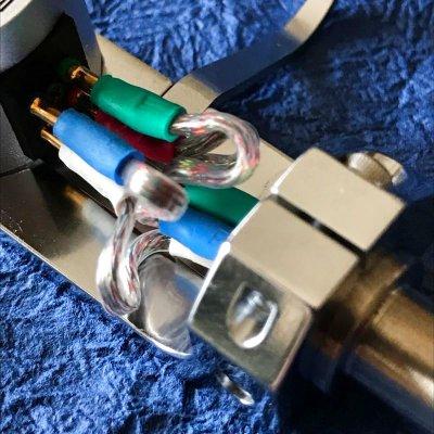 画像5: Audio Reference Matrix AR-C32 シェルリード線
