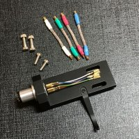Matrix AR-C4リード線/HD-1ヘッドシェルセット